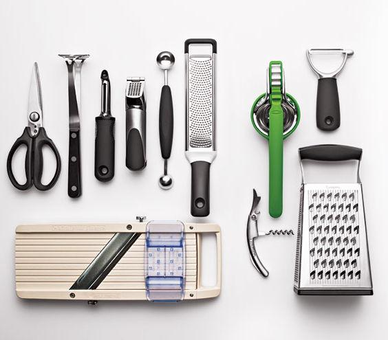 """The First 12 Kitchen Essential Tools You """"NEED"""" In Your Kitchen"""