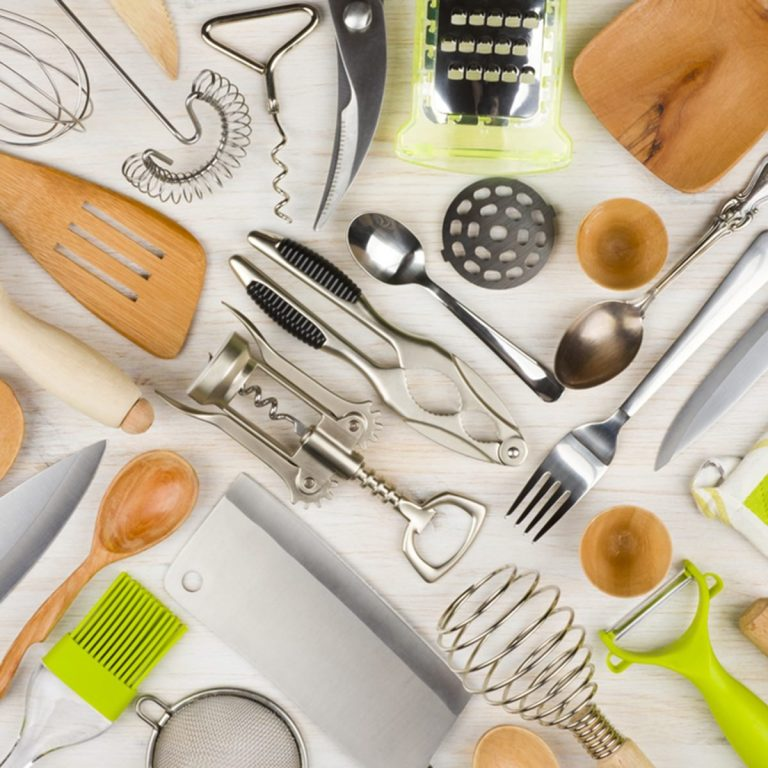 "The First 12 Kitchen Essential Tools You ""NEED"" In Your Kitchen"