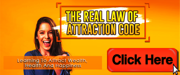 Learn The Secret To Success. Get The Real Law of Attraction Code Now!