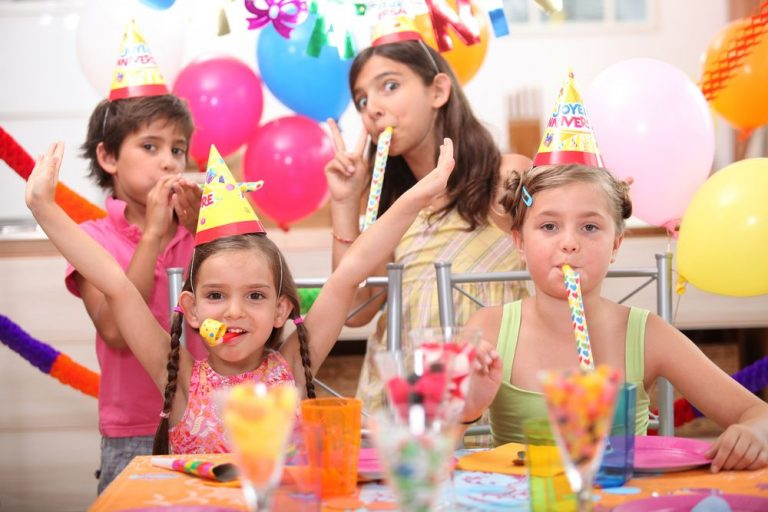 Tips for Kids Parties