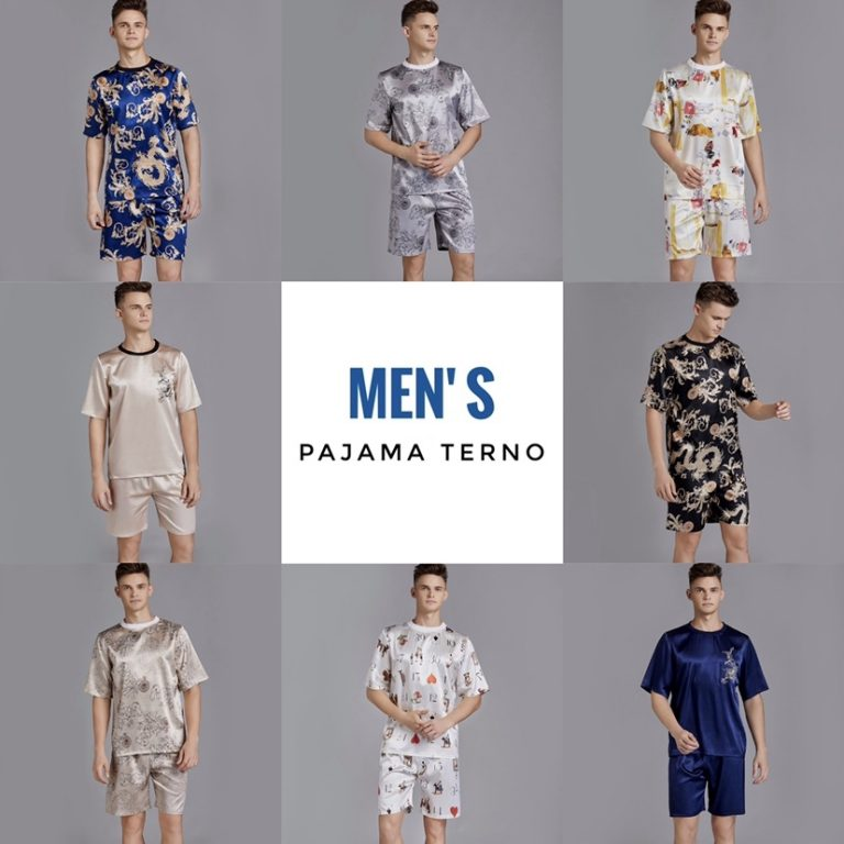 Men's Pajamas: 10 points to consider when choosing Mens pajamas